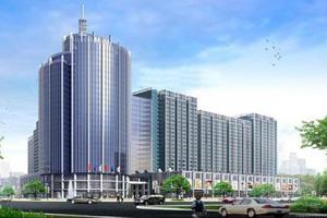 北京上奥世纪中心综合楼